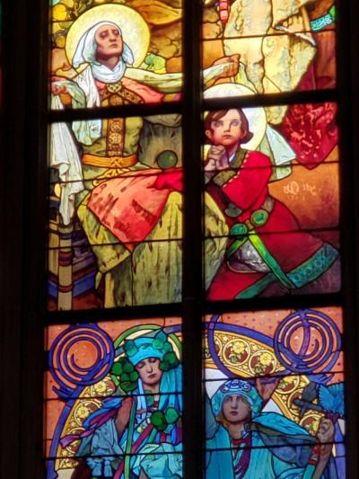 【ひとり旅のプラハ5泊7日 】#3 プラハ市内観光 その1 プラハ城・ストラホフ修道院・国立マリオネット劇場