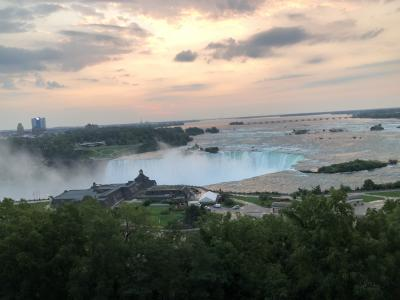 一度は行きたいナイアガラの滝とニューヨーク