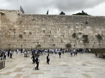 イスラエル・ヨルダンその1(アエロフロート、エルサレム①)