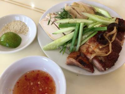 【ベトナムB級グルメ】ベトナム人に人気のコムガ-のお店へ行ってみた/食いしん坊の冬ぶらり旅