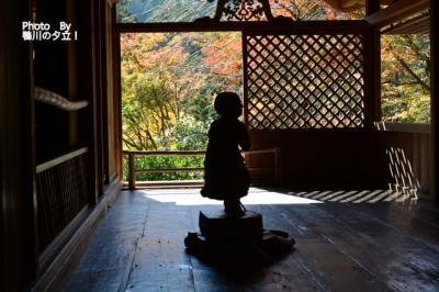 栂尾山 高山寺の紅葉!2018年