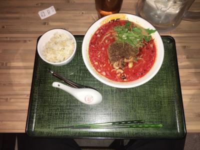 札幌のB級グルメ:札幌駅北口の癖になるタンタンメン。175°DENO坦担麺