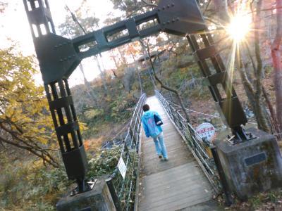 仙台から近場観光・中尊寺と達谷窟と厳美渓