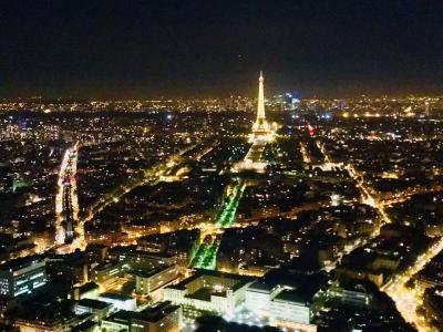 *弾丸パリ*ひとり旅2泊4日②ぶらりパリ観光(3)