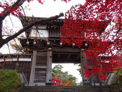 2018年11月 秋田市の定番スポットを廻る旅