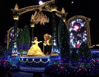 New Openの東京ベイ東急ホテルでお泊まりディズニー♪今年のママ友女子旅は10数年ぶりのTDL☆夢の国のキラキラX'mas