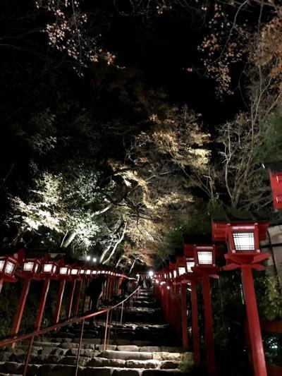 2018年11月 貴船神社(もみじトンネル動画)前篇と京都御苑周辺の紅葉めぐり 今回も色々アリ。