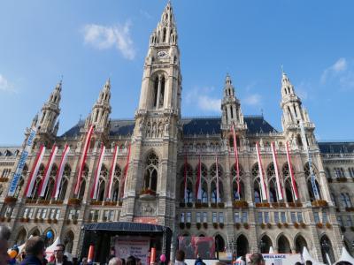 32歳 人生初の一人旅!オーストリア ウィーンへ【②観光1日目】