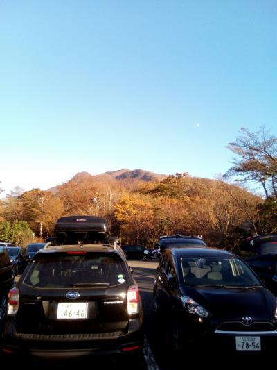 芦ノ湖キャンプ村 風邪気味(+_+)でドキドキ