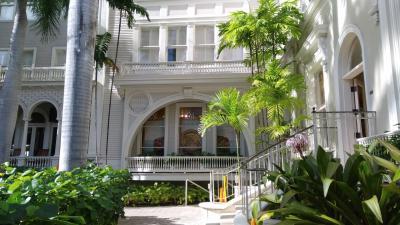 ハワイの風に吹かれて「 カフェ、ホテル巡り編」