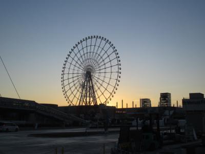 午前5時に日本橋に到着したら、どこへ行く?東京1日目(お台場、多摩サンリオピューロランド、浅草)
