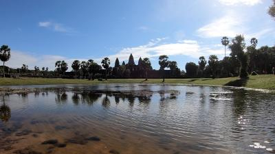 カンボジアday2 アンコールワット