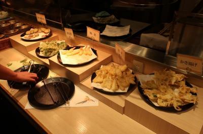 2回目の大江戸温泉、水葉亭☆ご飯に家族が大興奮!
