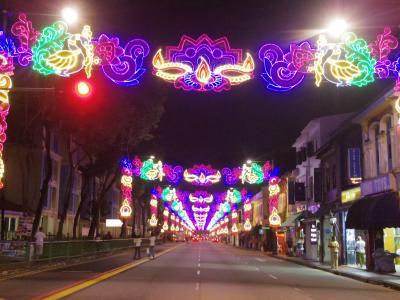3・5歳児連れ、リトルインディアに泊まるシンガポール3泊4日
