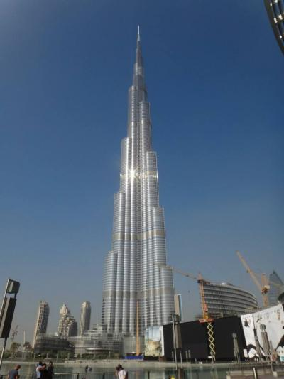 UAE・ドバイ一人旅(1~2日目:ドバイの街歩き)