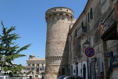 美しき南イタリア旅行♪ Vol.539(第19日)☆Vasto→Ortona:ヴァストからオルトーナの旧市街へ♪