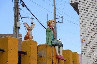 6年ぶりの釜山一人旅 士城(トソン)駅から往復徒歩で 甘川文化村へ
