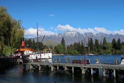 星空と大自然のニュージーランド:1:クィーンズタウン・ミルフォードサウンド