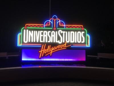 ③ラ・ラ・ランド聖地巡礼とハロウィンを楽しむロサンゼルス-2日目午後から-USHでハロウィンナイト
