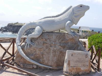 メキシコ周遊個人旅行 3. カンクン、エクバラム遺跡、イスラ・ムヘーレス~メキシコシティ