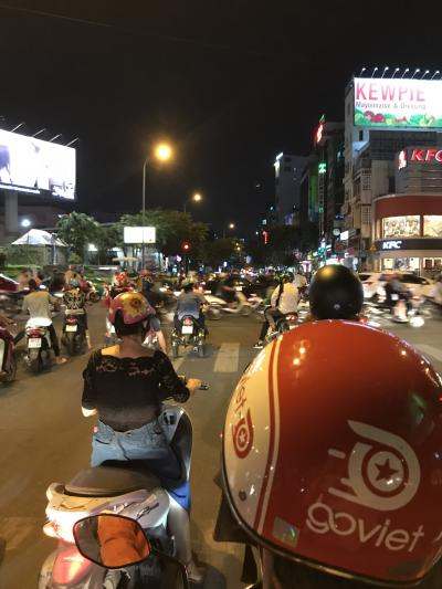 ベトナム4ヶ国周遊~男1人旅~①