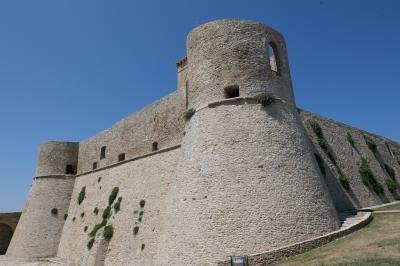 美しき南イタリア旅行♪ Vol.542(第19日)☆美しきオルトーナ城♪