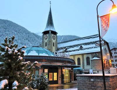 イタリア - スイス横断 デュッセルドルフ発 3泊4日旅行(ツェルマット)