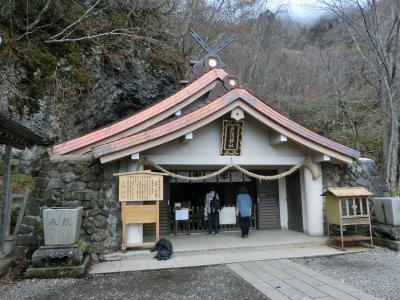 戸隠神社の五社めぐりと戸隠そば祭りに行って来ました。