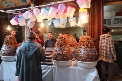 2018年春 モロッコ旅行 フェズ迷宮散歩