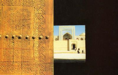 """中央アジアの国々を訪ねて ⑤ ー """"青の都""""と謳われたサマルカンドへ"""