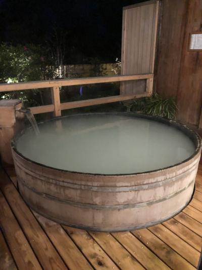 そろそろ温泉が恋しい季節…箱根強羅《いやしの宿 楽々花(ららか)》泊