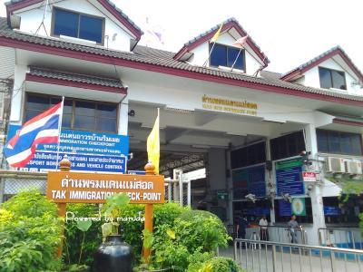 憧れの徒歩での国境越え(タイ・メーソートからミャンマー・ミャワディへの日帰り散歩)