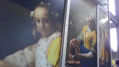 フェルメールへの旅!美術館を巡る母娘旅行②