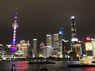 弾丸上海旅行