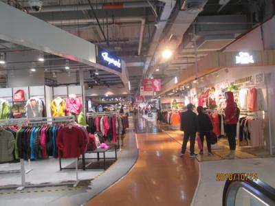 上海の南京東路SC・第一百貨商業センターC館・リニューアルオープン