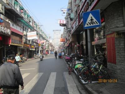上海の天津路・食堂街・安くて美味い