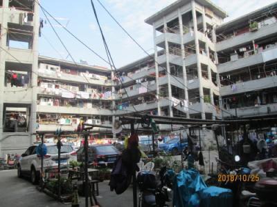 上海の隆昌路・隆昌公寓・優秀歴史建築・2018