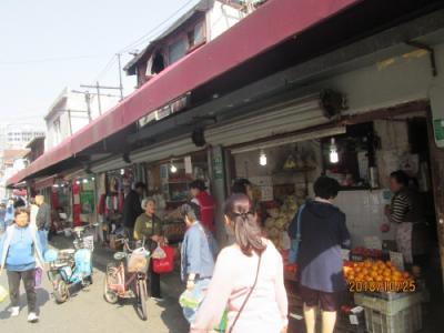 上海の舟山路商店街・露店・屋台が無くなる