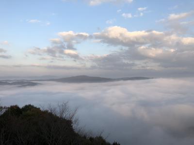 湯郷温泉でのんびりまったり。雲海も見られてお得な旅。