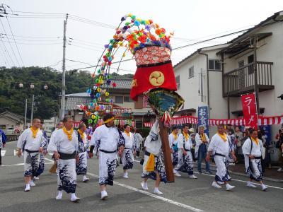 川奈の万灯祭り
