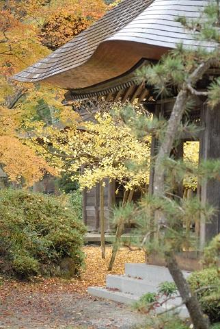 広徳寺   IN  秋川渓谷