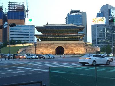 初めての海外一人旅行in韓国
