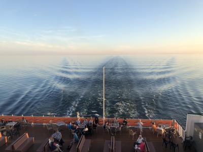 北欧3カ国とタリンの旅④ ストックホルムと船旅とヘルシンキ