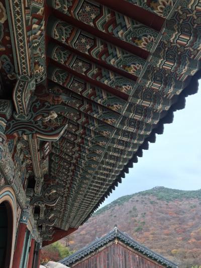 ひとり釜山と、梵魚寺