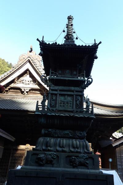 大山寺(伊勢原市大山)(2)