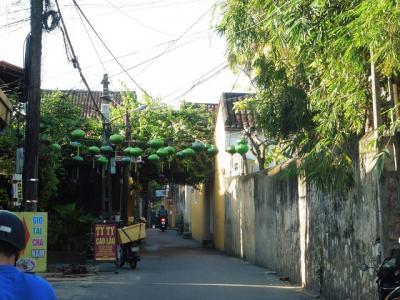 ホイアン(ミーソン遺跡) しばし都市の喧騒から離れる ベトナム一人旅(2)