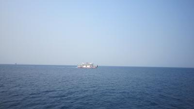 ふらりバリ島~ロンボク島Vol.3          ロンボクから★フェリーでパダンバイ港へ