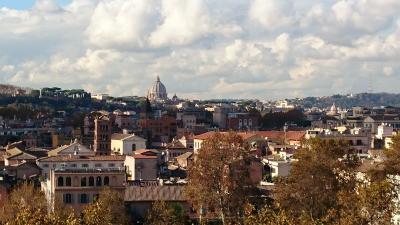 5度目のローマ、中世を巡る一人旅7日間 2