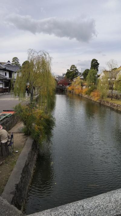 初めての岡山、名所見物と温泉の旅