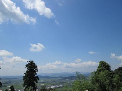 夏の避暑旅行 今年は滋賀県 1